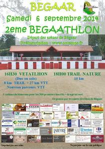 2éme édition du Begaathlon