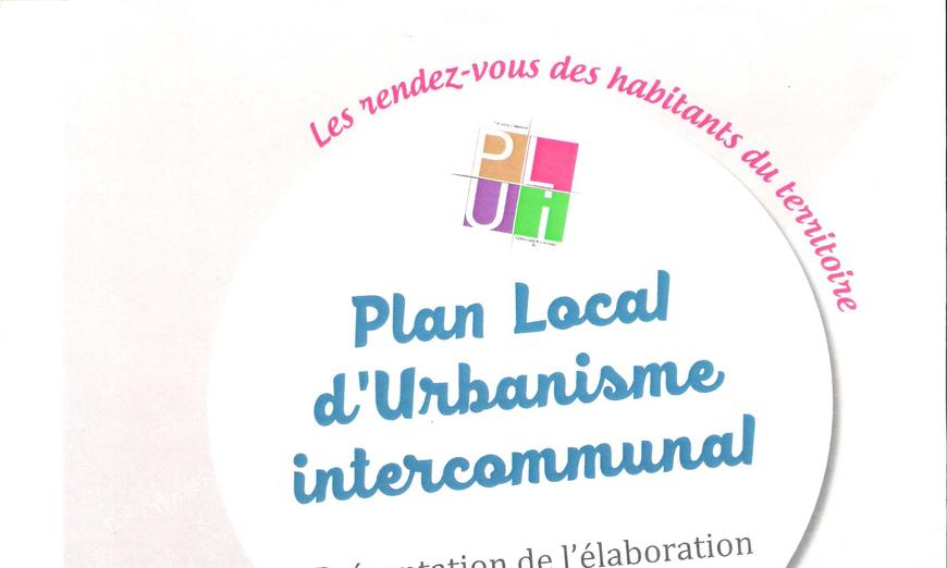 Plan Local d'Urbanisme Intercommunal